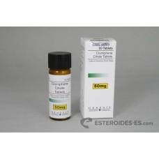 Citrato de Clomifeno comprimidos