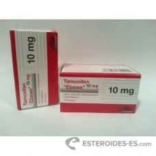Citrato de Tamoxifeno Ebewe 10 mg