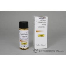 Clenbuterol comprimidos