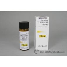 Estanozolol comprimidos Genesis