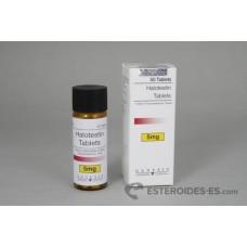Halotestin comprimidos