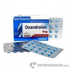 Oxandrolona Balkan Pharmaceuticals