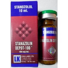 Stanozolin Depot 100mg/ml (10ml)