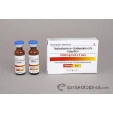 Undecanoato de Testosterona inyección